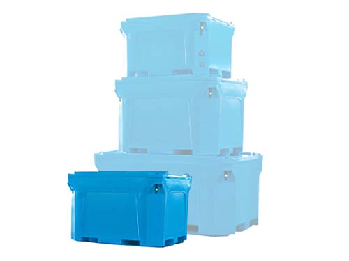 Insulated Tub 800L