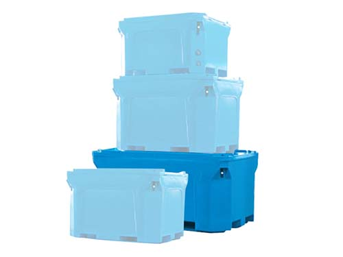 XIN Insulated Tub 1250L