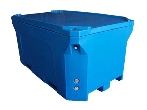 Insulated Tub 1700L - Closed with Lid