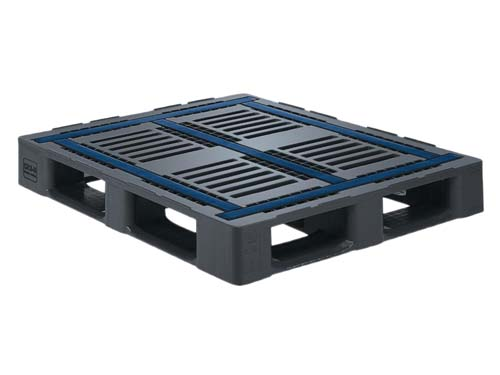 Craemer 12-10 CR3-5 General Purpose Pallet w/ Rim