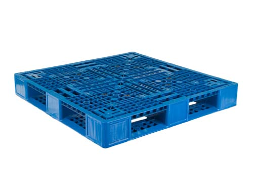 XIN Top of the LogisticX 11-11 plastic export pallet.