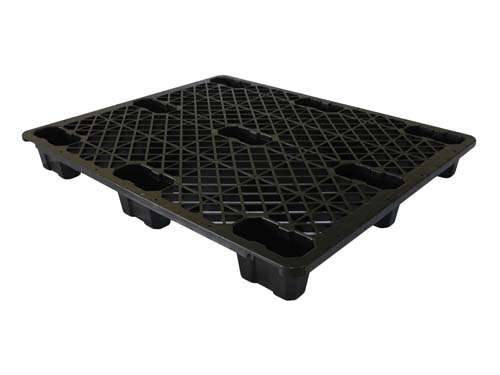 XIN Dino 12-10 Lightweight Nestable Export Pallet - Top
