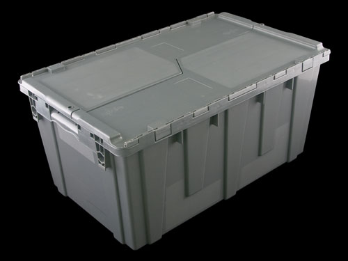 LogisticX Nestable Securi-Crate 73L