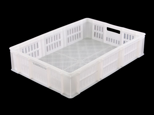 LogisticX Vented Pastry Tray 26L