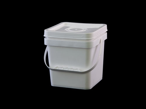LogisticX Square Pail 5L with Lid