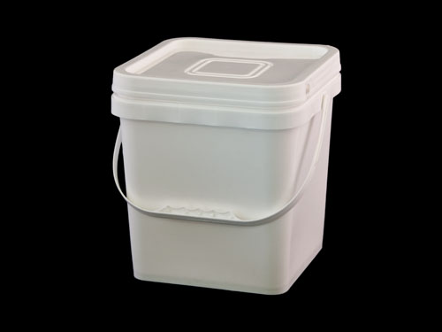 LogisticX Square Pail 10L with Lid