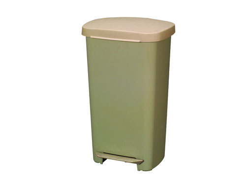 LogisticX Step n Lift Bin with Lid 50L
